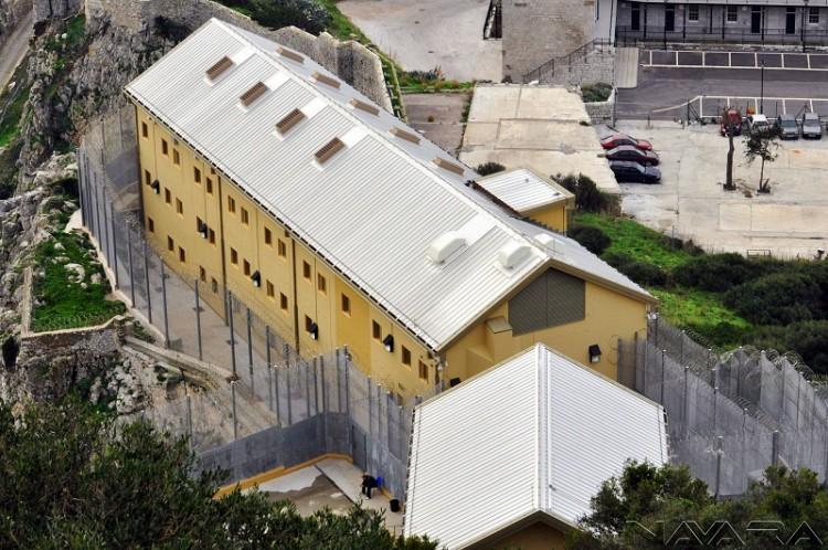 Věznice, Gibraltar